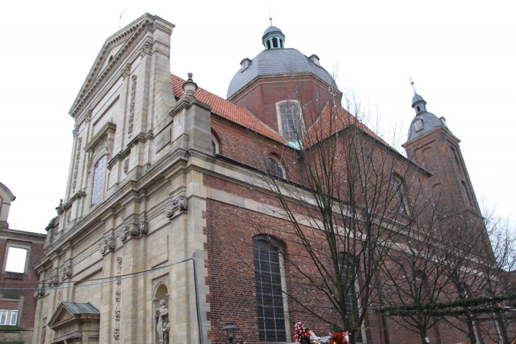 Münster am 16.12.2014